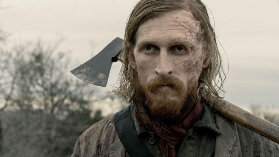 """Austin Amelio como Dwight na quinta temporada de """"Fear the Walking Dead"""" - Divulgação"""