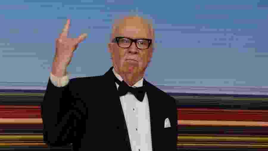 O diretor John Carpenter é homenageado no Festival de Cannes - REUTERS/Regis Duvignau