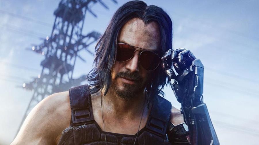 Cyberpunk 2077 estará disponível para Google Stadia - Reprodução