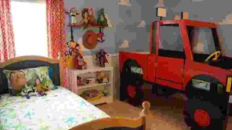 """Casa da Flórida com decoração de """"Toy Story"""" - Divulgação/Airbnb - Divulgação/Airbnb"""