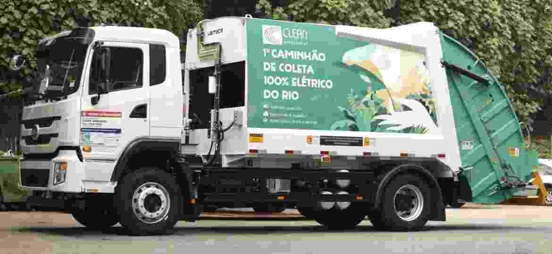 BYD vende caminhões e ônibus movidos a eletricidade - Divulgação