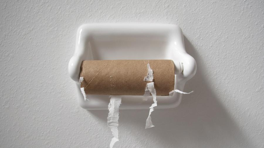 Papel higienico - iStock