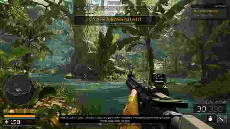 Predator 3 - Reprodução - Reprodução