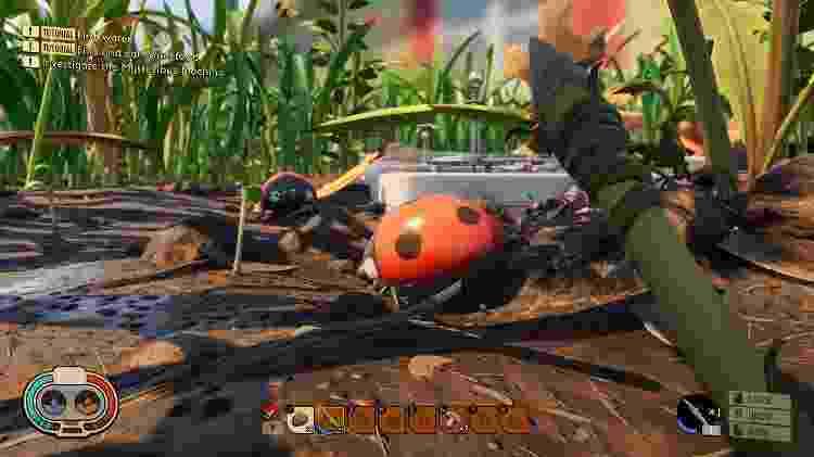 Grounded 1 - Daniel Esdras/GameHall - Daniel Esdras/GameHall