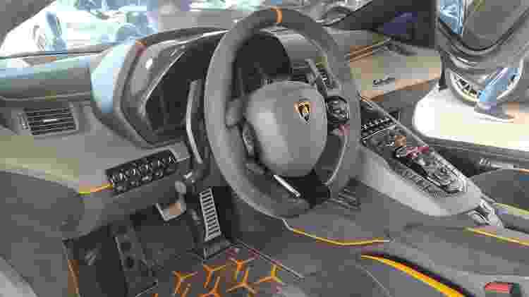 Aventador SVJ 2 - Vitor Matsubara/UOL - Vitor Matsubara/UOL