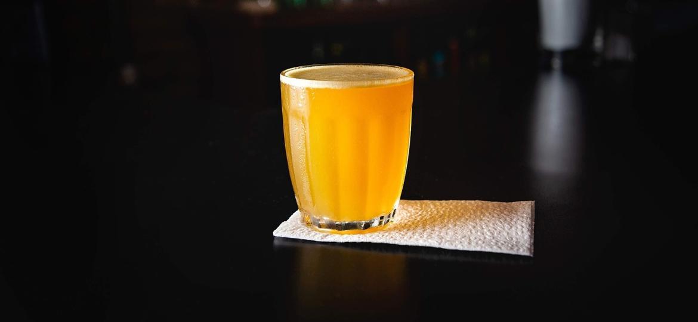 Drinque Macunaíma, do bar Boca de Ouro, tem tudo para se tornar um novo clássico - Pablo Lobo