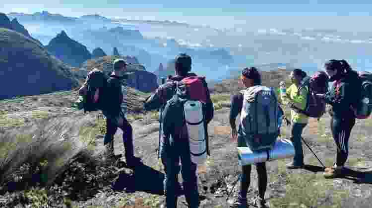 Parque Nacional da Serra dos Órgãos  - Acervo Vivendo Montanhas - Acervo Vivendo Montanhas
