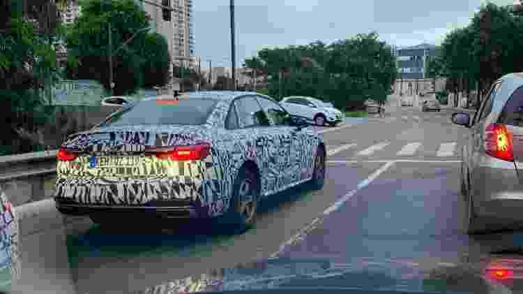 Flagra Audi A4 - Artur Diniz - Artur Diniz
