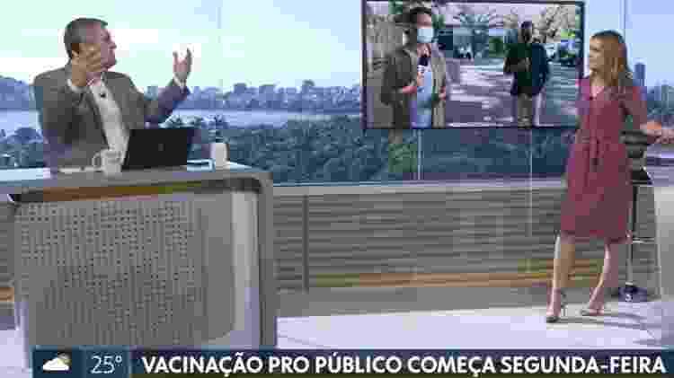 Flávio Fachel - Reprodução/TV Globo - Reprodução/TV Globo