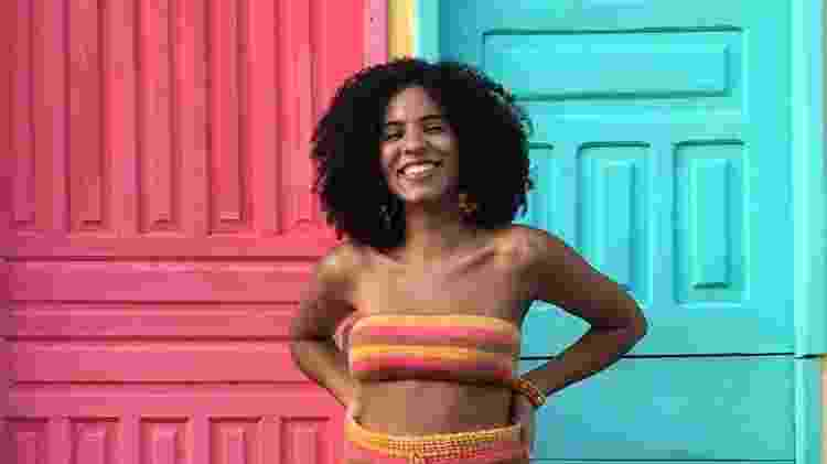 Tayná Gomes, estudante de psicologia  - Acervo pessoal - Acervo pessoal