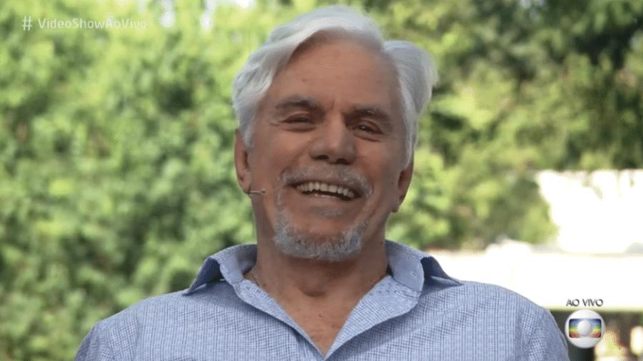 O ator Reginaldo Faria - Reprodução / TV Globo