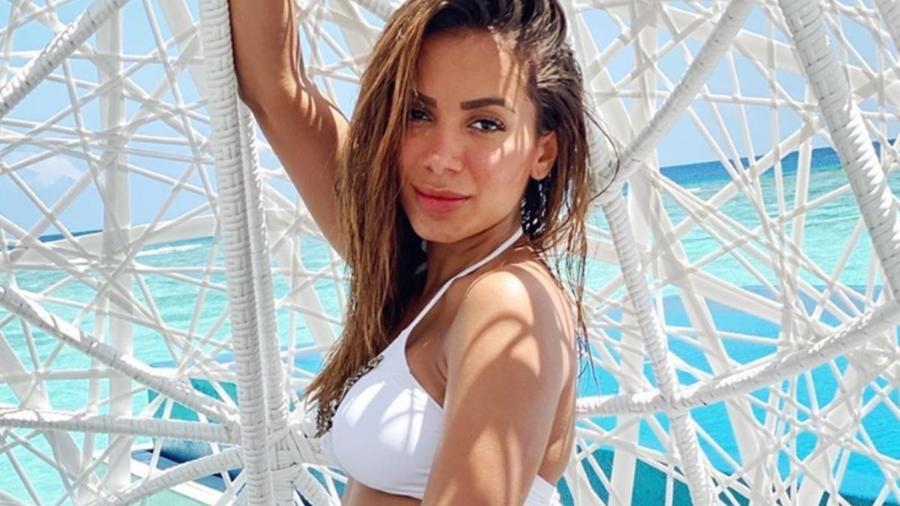 Cantora se destacou com nova postagem no Instagram - Imagem: Reprodução/Instagram@anitta