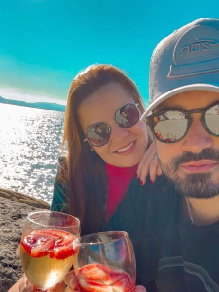 Maiara e Fernando Zor - Reprodução/Instagram @fernando