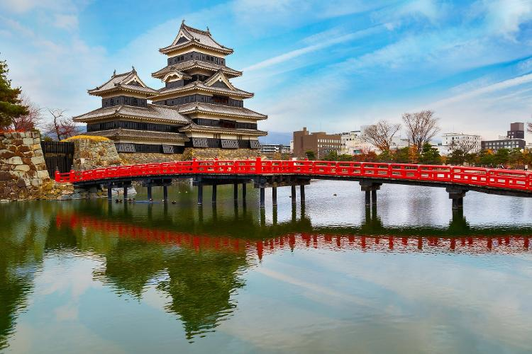 Fortezza di Matsumoto, Giappone - Getty Images - Getty Images