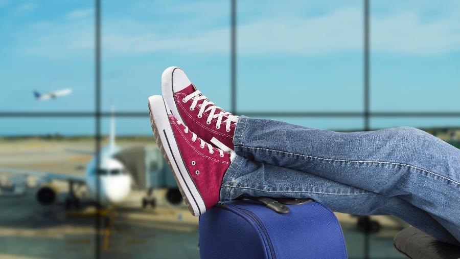 turista; relaxado; viajante - Getty Images