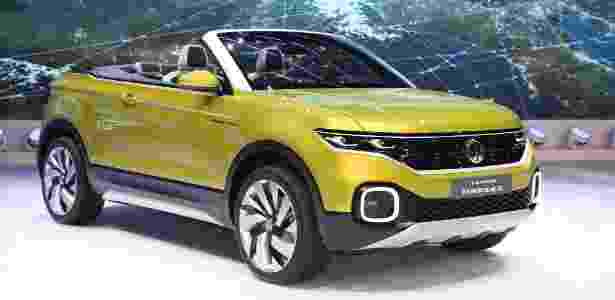 Volkswagen T-Cross Breeze Concept - Newspress - Newspress