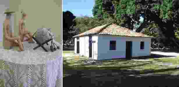 Casa José de Alencar A casa do início do século 19 onde viveu o autor cearense fica no sítio Alagadiço Novo, em uma grande área verde com museu, pinacoteca e biblioteca. Tem programação de forró e chorinho aos finais de semana.  - Divulgação - Divulgação
