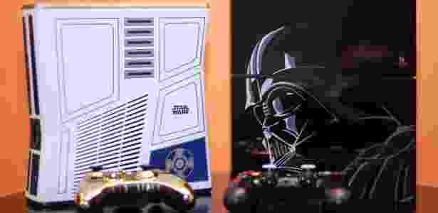 Coleção Star Wars estará no VideoGameShow - Rayan Ribeiro