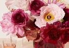 Blush & berry é tendência em detalhes da decoração de casamentos - Reprodução/Burcu Avsar