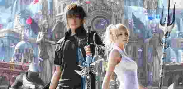 Divulgação/Square Enix