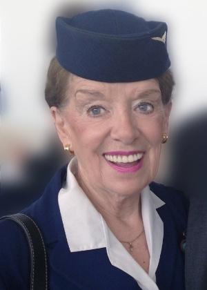Bette Nash está na ativa desde 1957