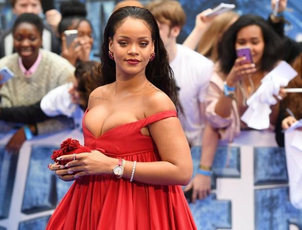 Rihanna aparece plena e poderosa em desta segunda (24)