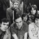O elenco de Monty Python - Reprodução