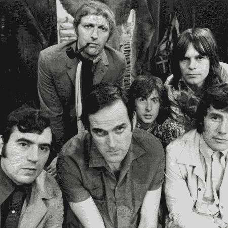 O elenco de Monty Python - Reprodução - Reprodução