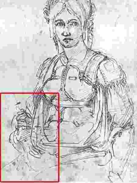 Descoberta em obra de Vittoria Colonna - Reprodução - Reprodução