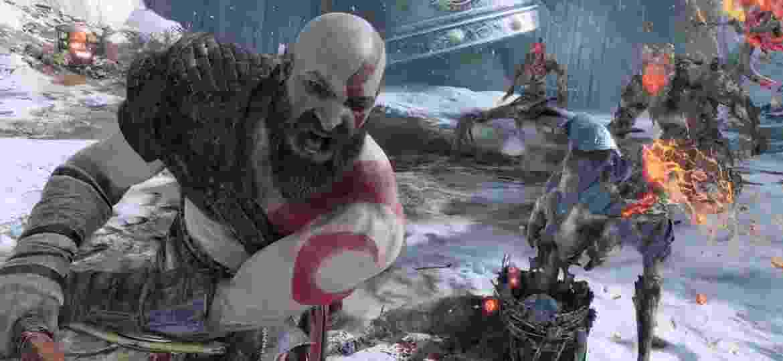God of War - Divulgação