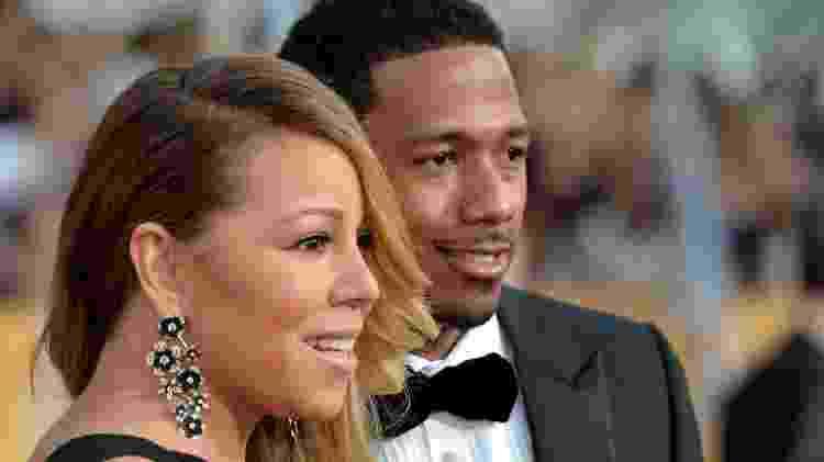 Mariah Carey e Nick Cannon - Alberto E. Rodriguez/Getty Images - Alberto E. Rodriguez/Getty Images