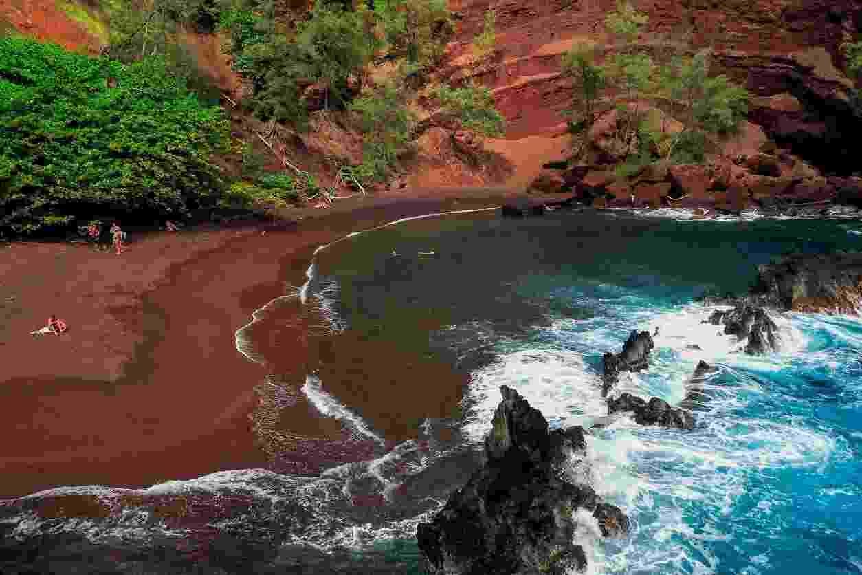 Punalu'u, Havaí - Getty Images