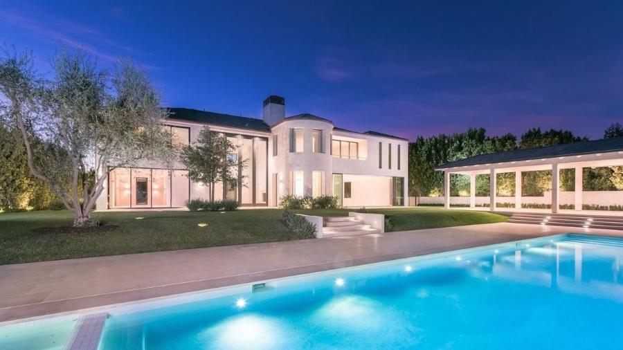 Kim e Kanye West viveram no imóvel até 2017 - Divulgação/The Altman Brothers at Douglas Elliman