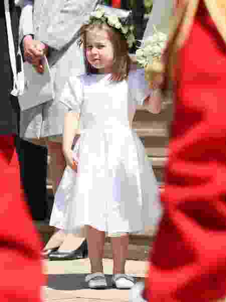 Princesa Charlotte - Getty Images