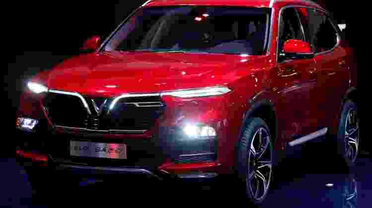 SUV Lux SA2.0 usa, assim como o sedã, motor 2.0 turbo de 170 cavalos de origem da BMW - Regis Duvignau/Reuters