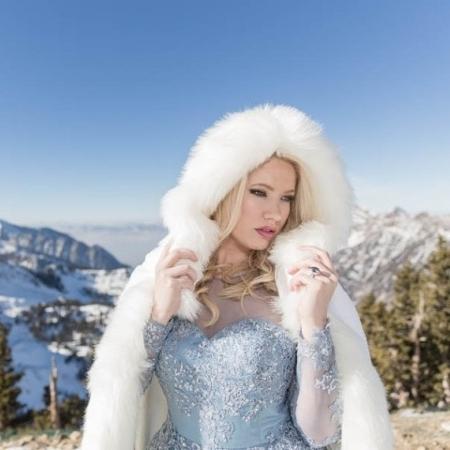"""Casamento inspirado em """"Frozen"""" - C Baron Photography"""