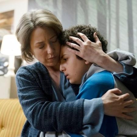 """Carrie Coon em cena da segunda temporada de """"The Sinner"""" - Divulgação"""