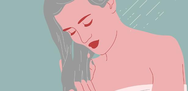 Lavar o cabelo todos os dias deixa os fios mais oleosos?