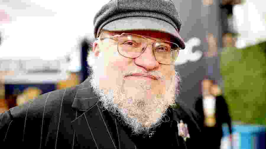 George R.R. Martin - Christopher Polk/NBC/Getty Images