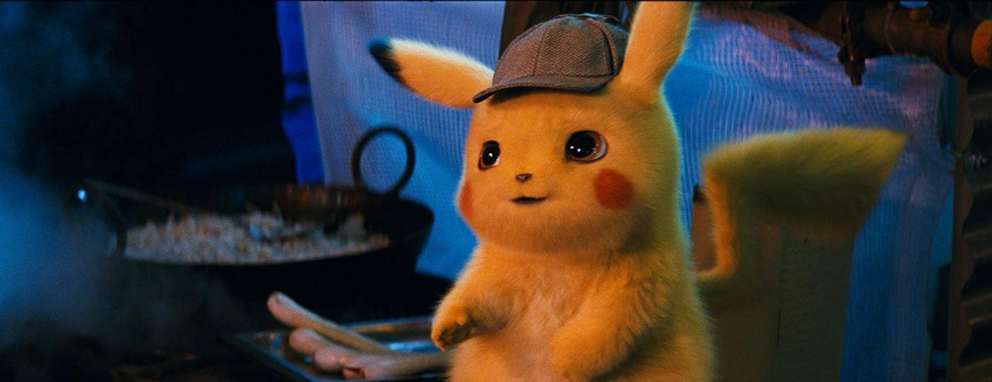Resultado de imagem para pokémon detetive pikachu