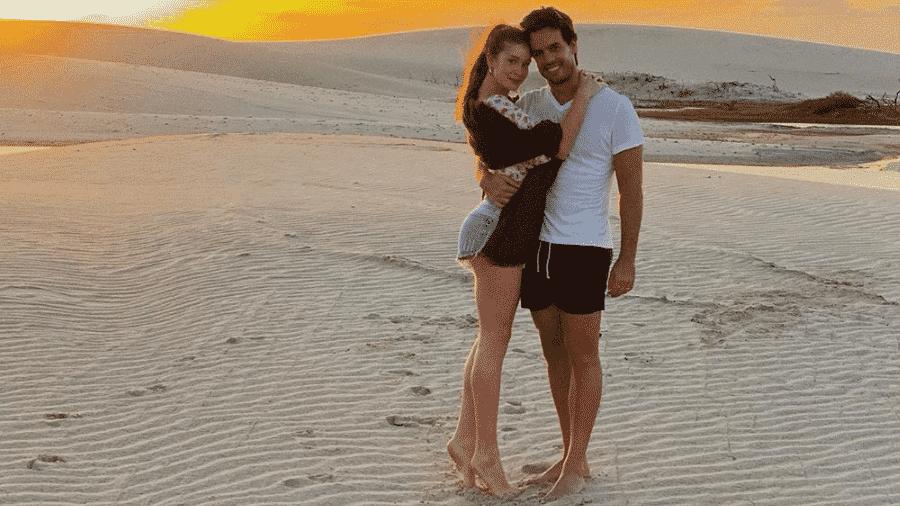 Marina Ruy Barbosa e Alexandre Negrão - Reprodução/Instagram