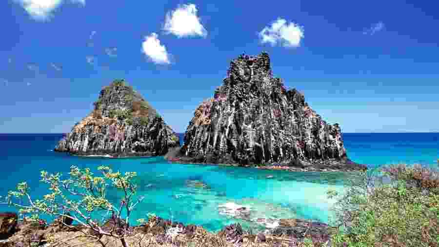 Fernando de Noronha: o ministro já visitou o arquipélago três vezes desde que assumiu a pasta - iStock