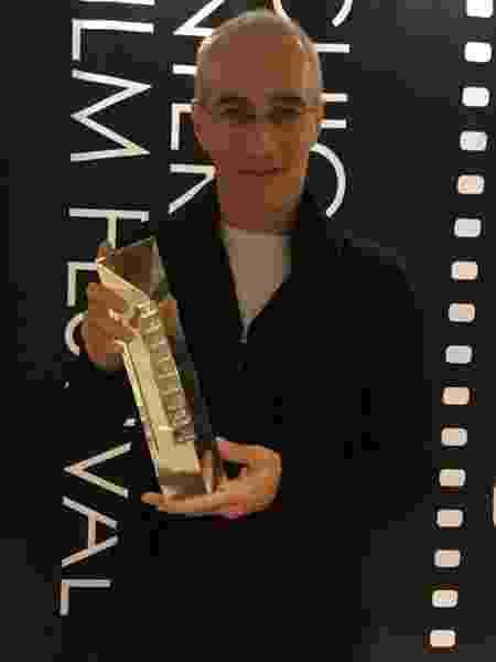 O cineasta e produtor Luiz Bolognesi - Reprodução/Facebook