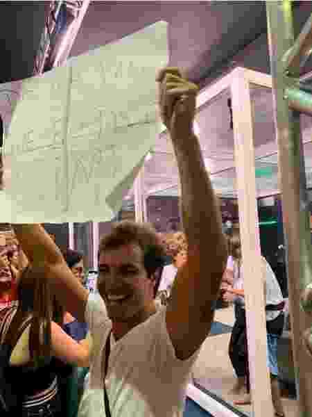 BBB 20: Namorado manda seu recado a Manu Gavassi - Reprodução/Twitter