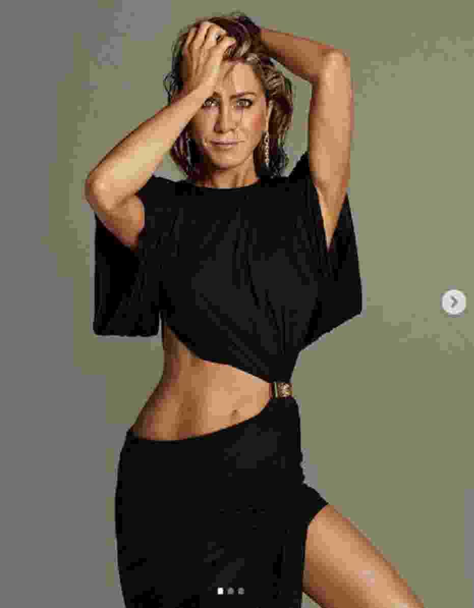 Jennifer Aniston completou 51 anos hoje - Reprodução/Instagram