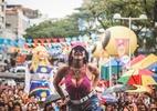 Gretchen anima blocos em Recife e Brasília no mesmo dia: