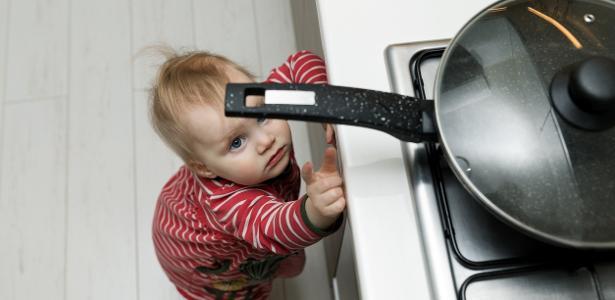 Aprenda o que fazer em casos de acidentes comuns com crianças