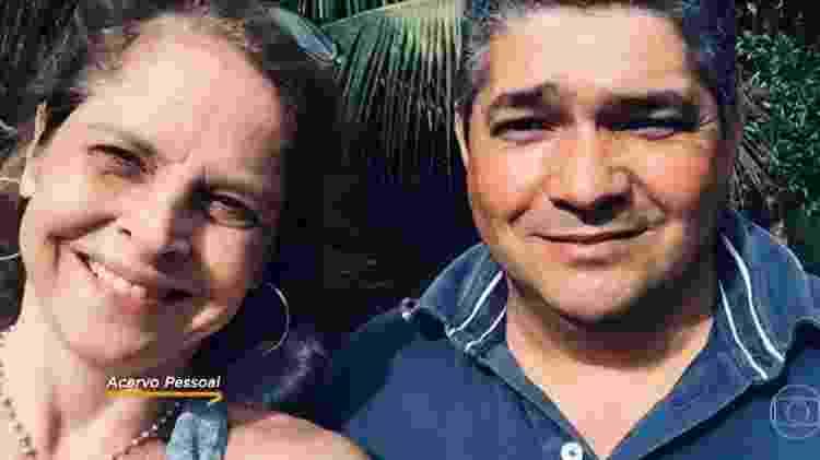 Drica Moraes e Adílson - Reprodução/vídeo - Reprodução/vídeo