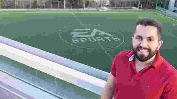Sam Rivera produtor FIFA EA Sports - Divulgação/EA - Divulgação/EA