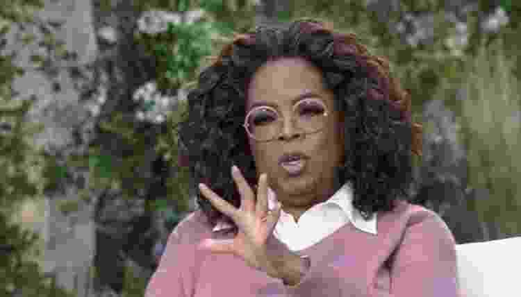 Oprah Winfrey vai conversar com príncipe Harry e Meghan Markle  - Reprodução/YouTube - Reprodução/YouTube